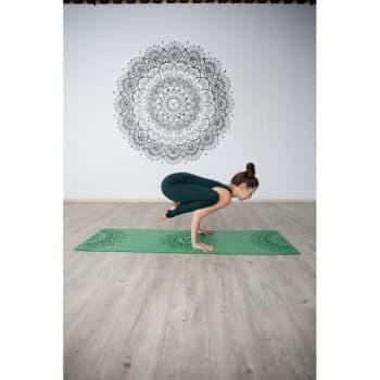 """Коврик для йоги """"Your Yoga Non Slip"""" Mandala (под заказ из СПб)"""