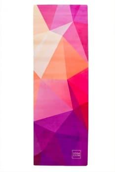 Коврик для йоги Triangles каучук