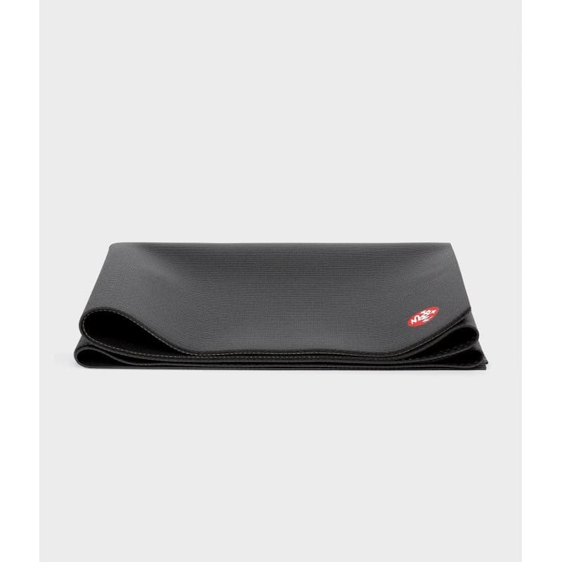 Коврик для йоги PRO Travel Mat Black 2,5х61х180 Manduka из ПВХ (под заказ)