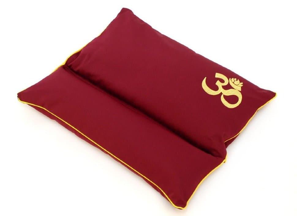 Подушка с валиком под шею Сурья 45х50 (под заказ)