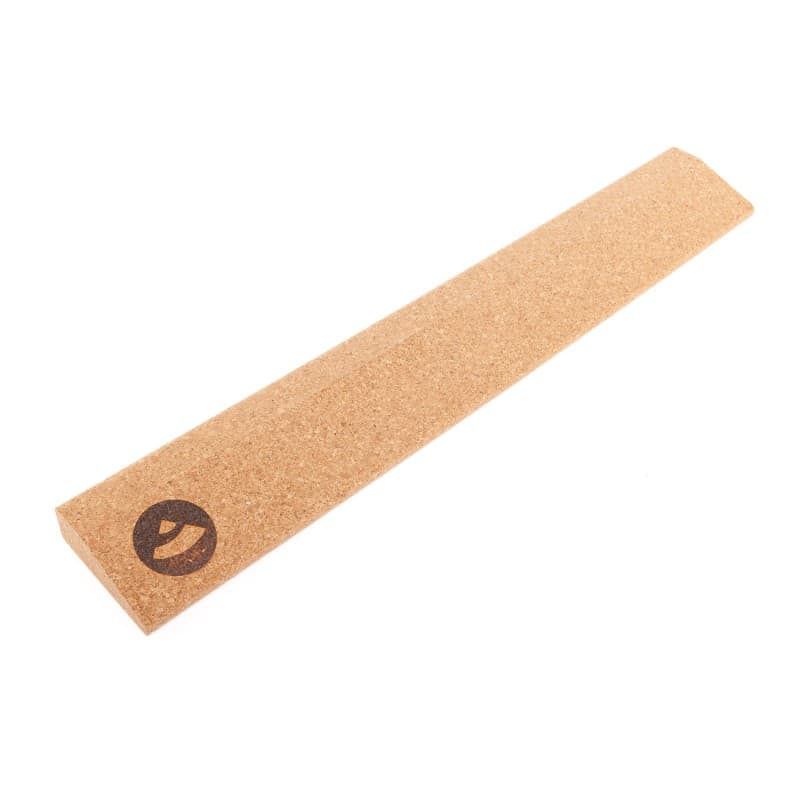 Планка (блок-клин) для йоги пробковая 60х9х3 Yoga Cork Wedge (под заказ из СПб)