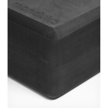 Блок для йоги из EVA пены Manduka recycled foam yoga block 10х15х23 Thunder (под заказ из СПб)