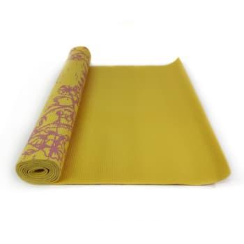 Коврик для йоги 5х61х173 Yellow Flowers