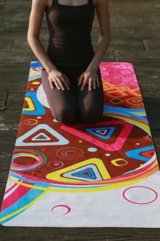Travel коврик для йоги
